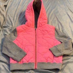 Tucker & Tate girls size 4 super cute jacket